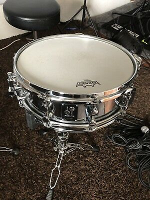 "Sonor - ProLite Snare PL 12 1405 SDS, 14""x5"", Steel"