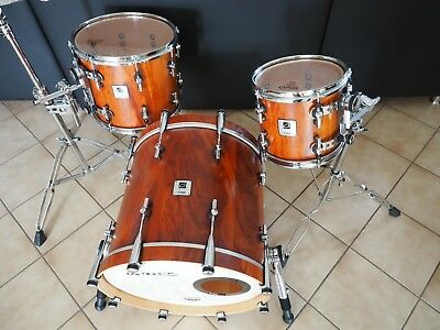 "SONOR DESIGNER Maple Shellset 20""x18"", 10""x9"" Tom, 14""x12"" Tom"