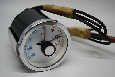 Stork Temperature Gauge -40 to 40 Deg. C Part # SC15600S110-0 With Switch 250V