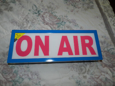 ON AIR studio lighted sign light Battery Powered