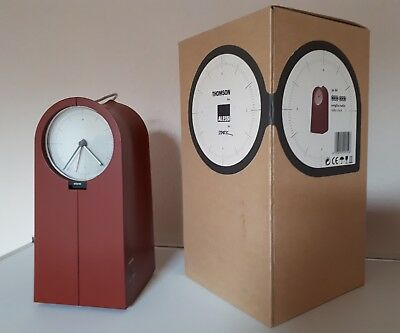 """Radio Uhr """"ps 04 """" Coo Coo by Thomson for Alessi designed by Starck - anno 1996"""