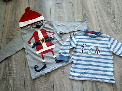 Baby boys Christmas clothes bundle from Next 12-18 Months
