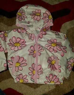 Monnalisa Floral Jacket Age 5 Years Girls Nice Condition