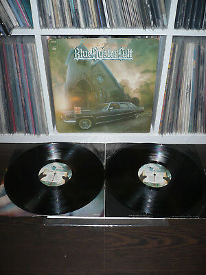 Blue Öyster Cult - On Your Feet Or On Your Knees - 2Lp Vinyl 1975 First Press