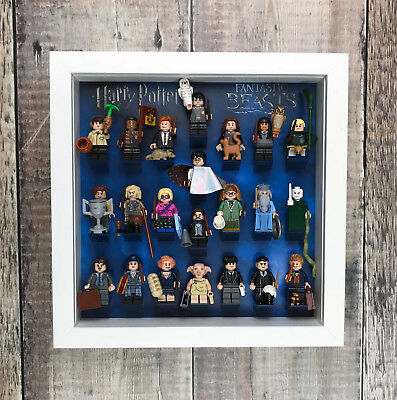 Display Frame for Harry Potter & Fantastic Beasts LEGO Minifigures Series