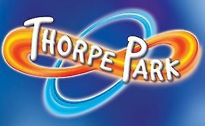 2x Thorpe Park E Tickets for 27.08.18 (August School Bank Holidays )