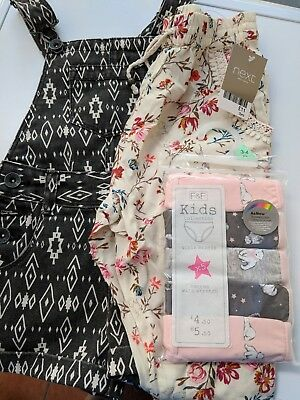 Girls bundle age 3-4. Next, Matalan & F&F. All new with tags.