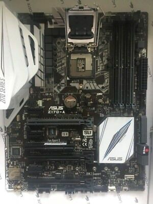 ASUS Z170-A Motherboard Intel 1151 Socket