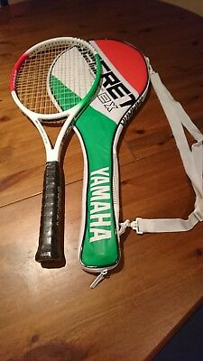 NEW! Yamaha Secret EX Tennis Racket - the only new one left?