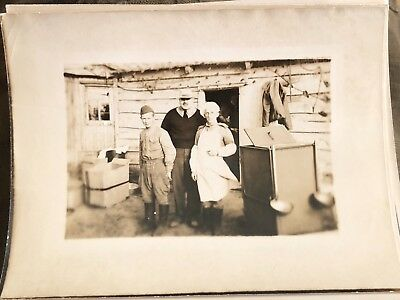 Lot of 20 vintage photographs workers, families, Russian soldiers 1944.