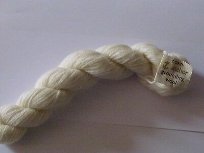 28 Grams Coates Anchor Grounding 100% Pure Wool