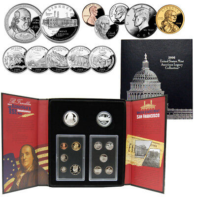 2006 U.s. Mint American Legacy Collection--Get Yours Now!!