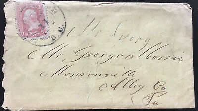 Two CIVIL WAR LETTERS - 63rd Penn Regmt - Describes Cannon Explosion at Yorktown