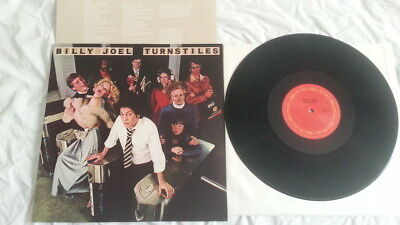 Billy Joel Turnstiles LP Music On Vinyl