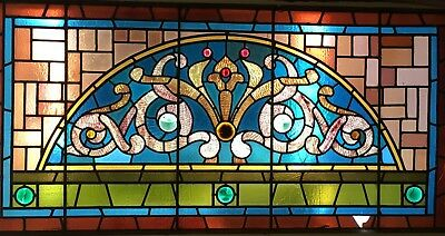 Stained Glass Window Eastlake Design
