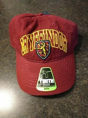 060cde4205925 HARRY POTTER GRYFFINDOR Cap Hat Officially Licensed New Snapback ...