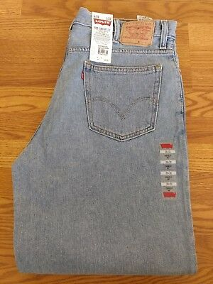 Levi's 560 Stonewash Comfort Fit Jeans 38x32 BRAND NEW Made in USA