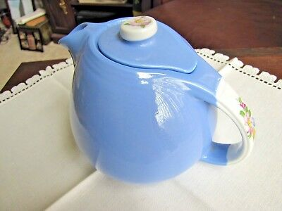 Vintage Hall's Rose Parade Teapot # 1259