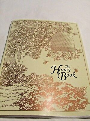 The Honey Book by Emily Thacker, Vintage 1995, Best book on honey uses & recipes