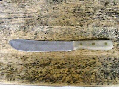 Vintage Chicago Cutlery 47S Chef Knife 8 inch Blade
