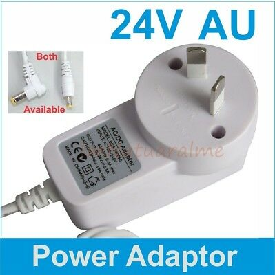 Power White Supply Adaptor Pack  24v 500ma 0.5A  AC 2.1mm Aromatherapy Diffuser