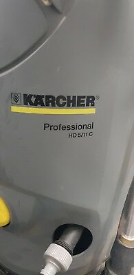 Karcher proffesional high pressure water cleaner HD 5/11C