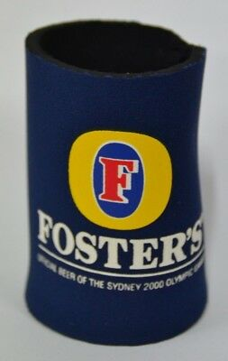Foster's Official Beer Of The Sydney 2000 Olympic Games Brand New Stubby Holder