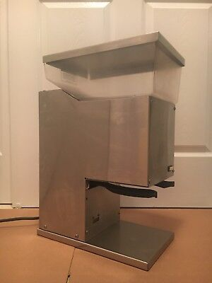 Grindmaster Crathco Coffee Grinder Industrial Restaurant Equipment 6lb Hopper