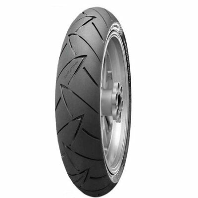 Conti Sport Attack 2 Radial Motorcycle Tyre - Front - 110/70Zr17  - Run Out