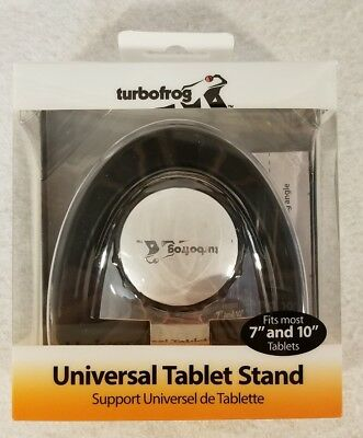 Turbofrog Universal Tablet Stands 7 10 360 Degrees Suction Cup Adjust Turbo Frog