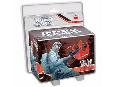 Star Wars Imperial Assault - Echo Base Troops Ally Pack