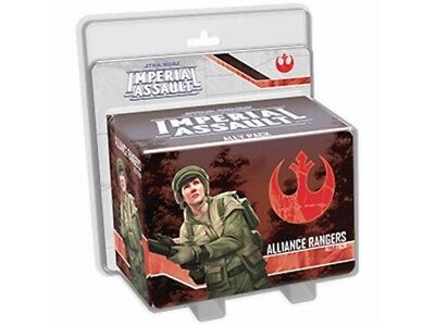 Star Wars Imperial Assault - Alliance Rangers Ally Pack
