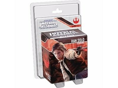 Star Wars Imperial Assault - Han Solo Ally Pack