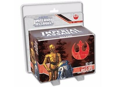 Star Wars Imperial Assault - R2D2 & C3PO Ally Pack