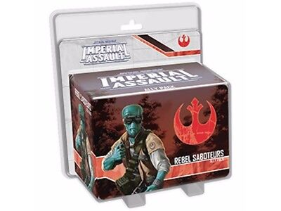 Star Wars Imperial Assault - Rebel Saboteurs Ally Pack