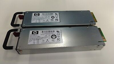2 x Replacement Power Supply for HP ProLiant DL360 G3 (HP Part 280127-001)