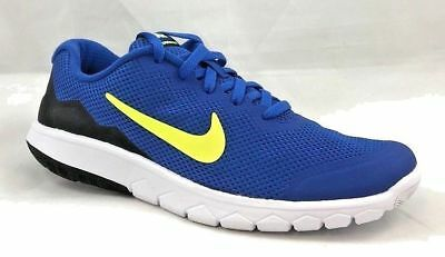 16157f16fe27 NEW Nike Flex Experience 4 (GS) Youth Running Shoes 749807 471 Royal Blue  Volt