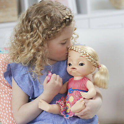 Baby Alive Sweet Tears Baby Blonde 62 43 Picclick Ca