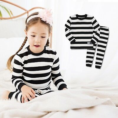 2416990e VAENAIT BABY TODDLER Kids Boys Girls Clothes Sleepwear Pajama Set ...