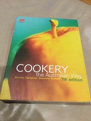 Cookery The Australian Way ~ 7Th Edition ~ 2004