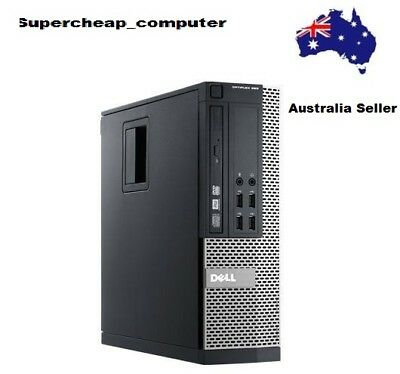 Barebone PC Dell Optiplex 990 SFF Win7 COA DVD+/-RW