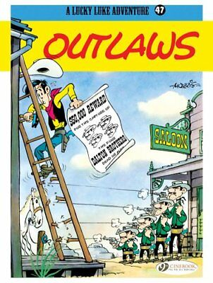 Lucky Luke: Outlaws v. 47 by Morris 9781849182010 (Paperback, 2014)