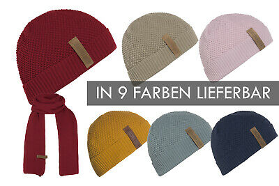BASIC.de Damen-Mütze Knit Factory Jazz Beanie