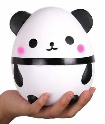 Jumbo Slow Rising Cute Panda Squishies Scented Squishy Squeeze Toy Stress Relief