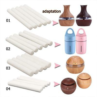 5pcs Filter Cotton Sponge Sticks for USB Humidifier Air Diffuser Aromatherapy