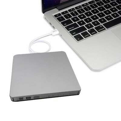 Notebook Laptop USB-RW DVD-Brenner CD Brenner Slim USB-3.0-Laufwerk EXTERN NUE W