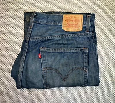 Levi's 569 Jeans, Loose Straight, Blue, 34x34