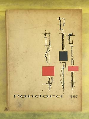 Pandora 1960 Year Book University of Georgia UGA Athens Georgia Vol 73 YearBook