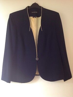 jaques vert Skirt And Jacket Size 20