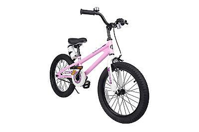ROYALBABY BMX FREESTYLE Pink 18'' Kids Bikes Boy's Girl's Bike ... royalbaby bmx freestyle kid's bike 18